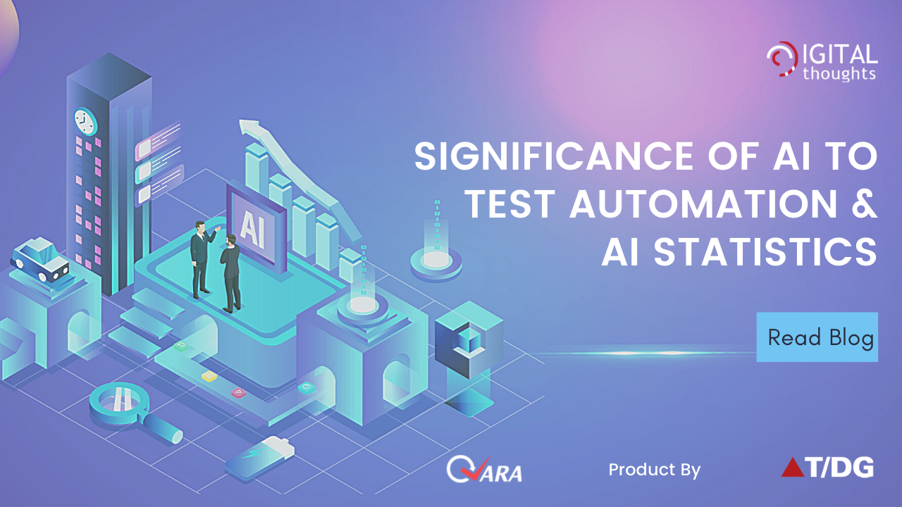 How AI is Essential to Test Automation & Statistics on AI You Should Know