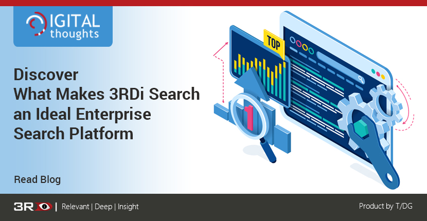 Exploring the 3RDi Search Advantage for Enterprise Search
