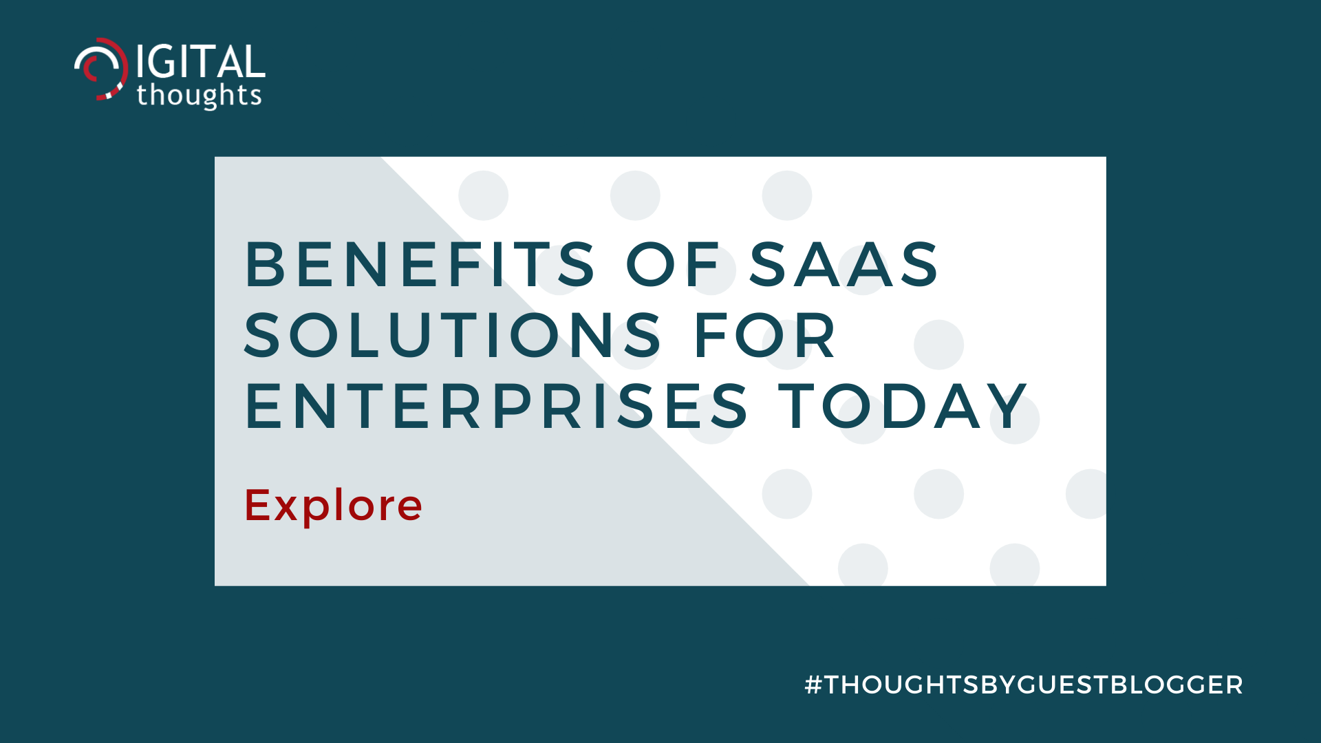 The SaaS Solution, Evolution and Challenges For Companies