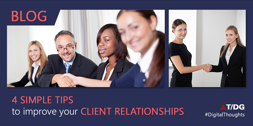 4 important tips you will need to handle your new client better