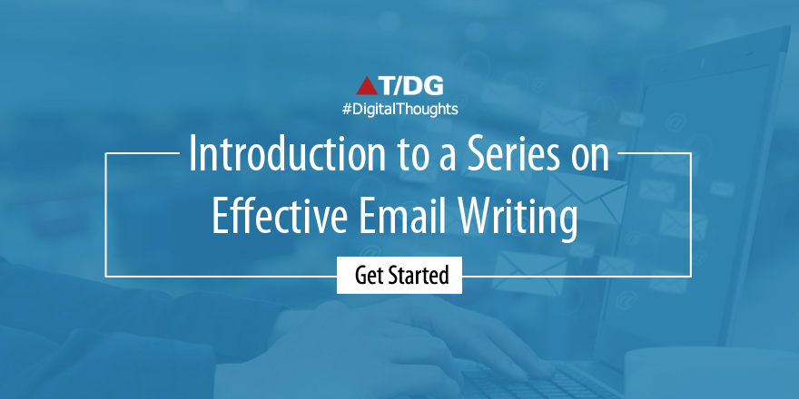 The Email Etiquette Series: An Introduction