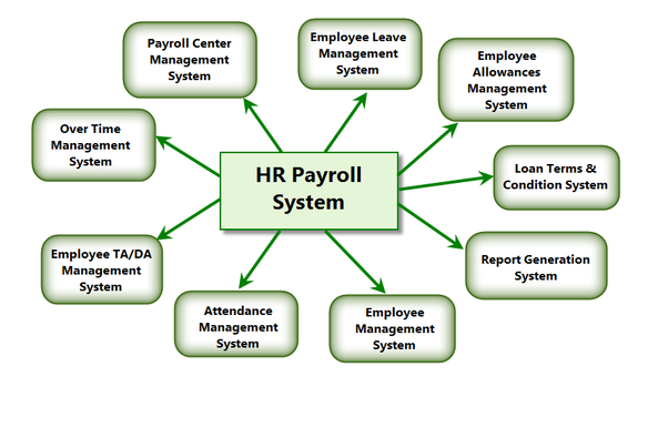 What are the Different Types of HR Software | T/DG Blog - Digital