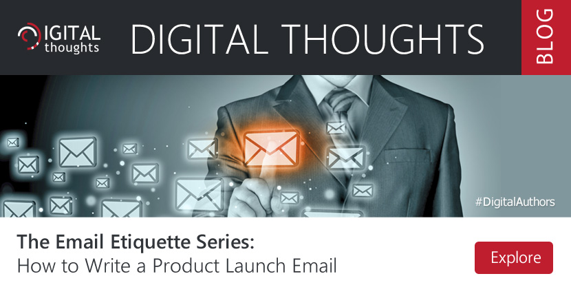 How to Write an Effective Product Launch Email