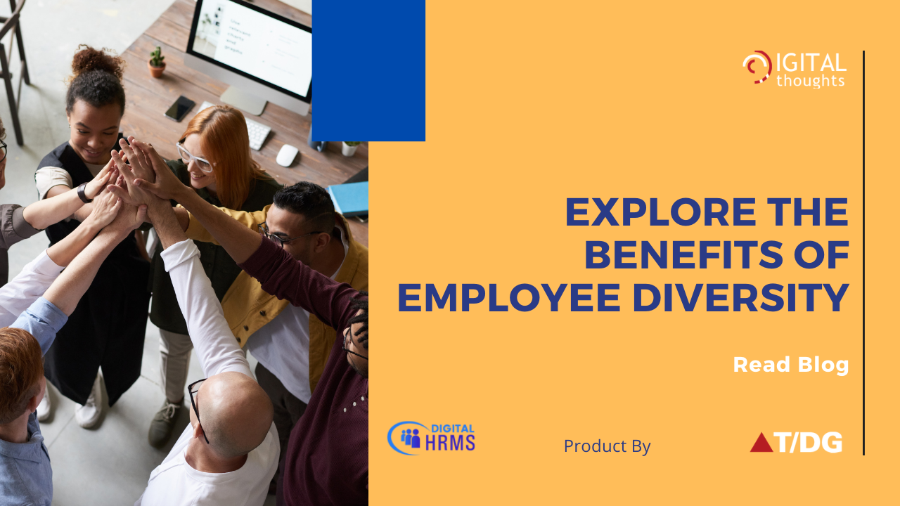 Exploring Benefits of Workplace Diversity for Enterprises