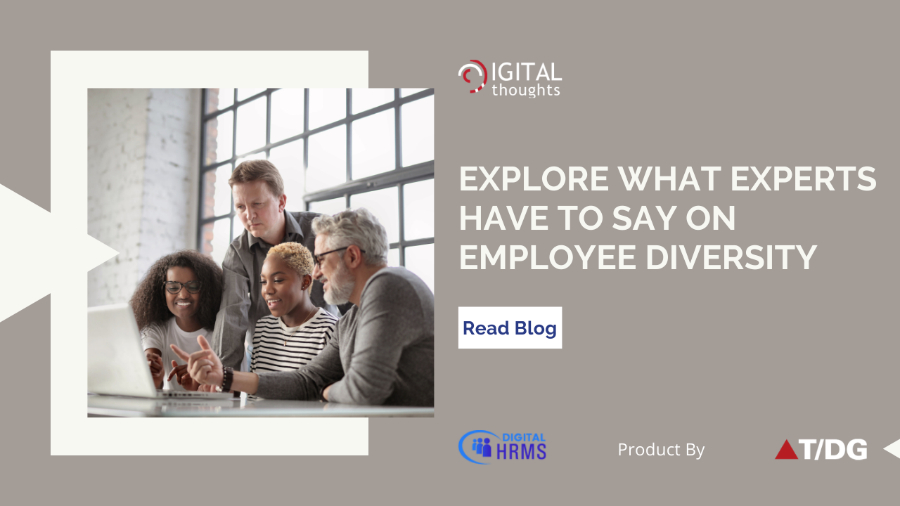 What HR Thought Leaders Have to Say on Employee Diversity