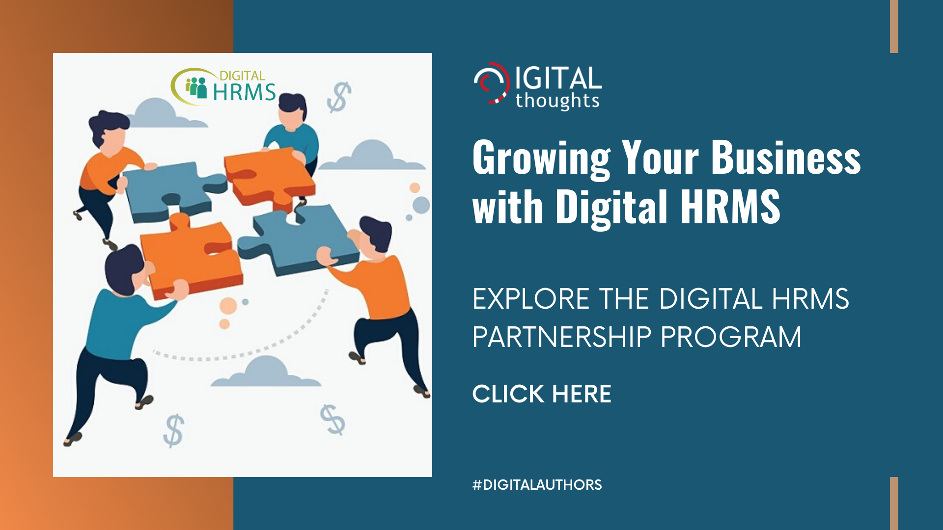Growing Your Business with Digital HRMS: Explore the Benefits of our Partnership Program