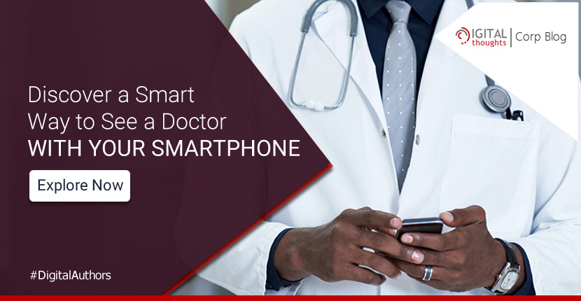 The Smartphone Brings You a Smart Way to Consult a Doctor