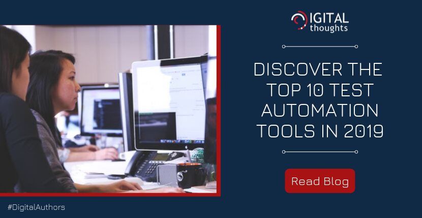 Top 10 Automation Testing Tools 2019