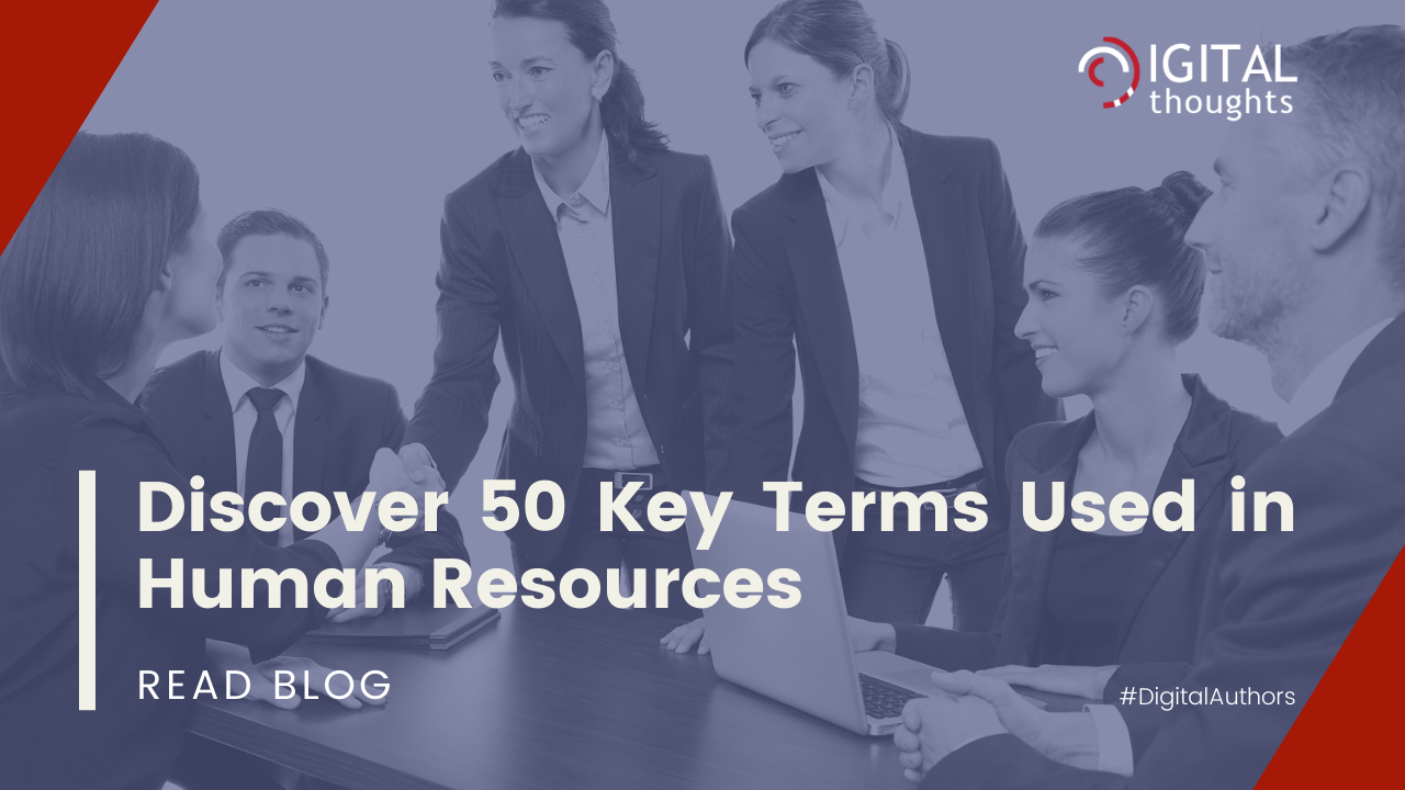 50 Key HR Terms Everyone Should Know