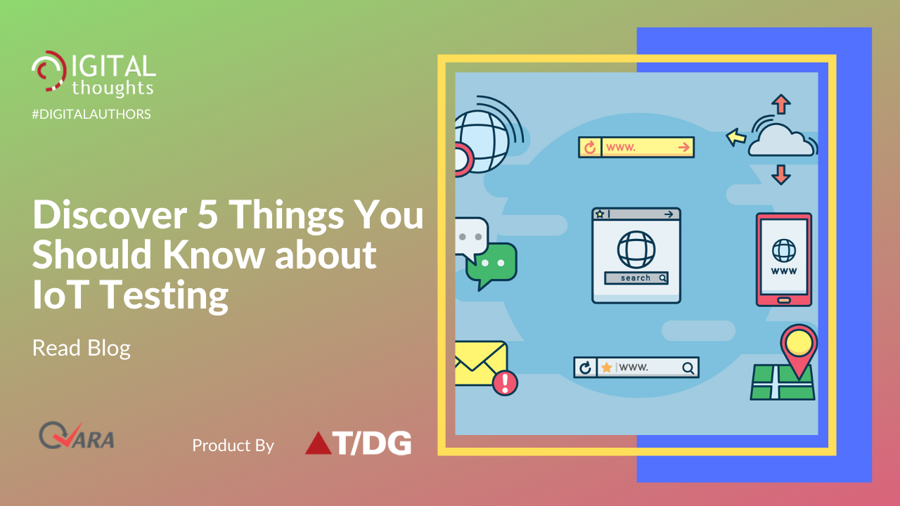 5 Things You Should Know about IoT Testing
