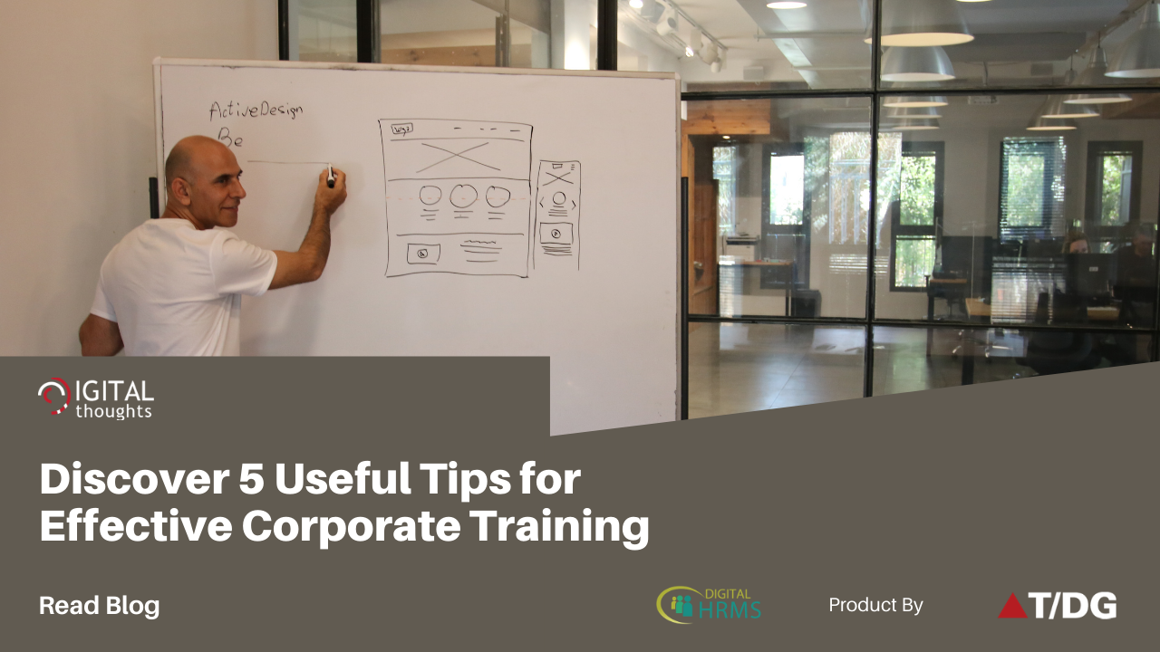 Top 5 Effective Corporate Training Tips for Enterprises Today