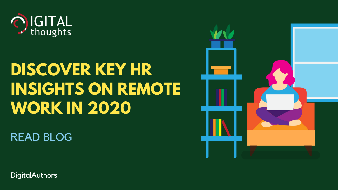Key HR Insights on Remote Work in 2020 (Infographics)