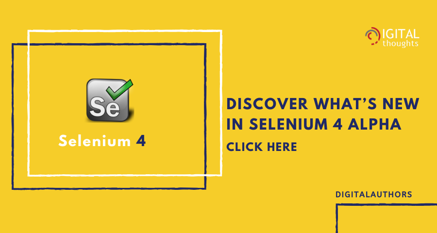 What You Need to Know about the Selenium 4 Alpha (Infographic)