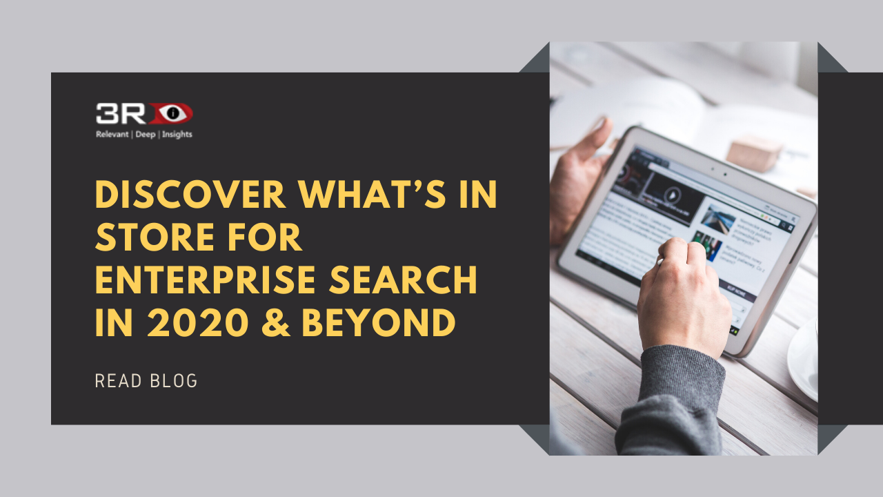 Enterprise Search in 2020 and Beyond