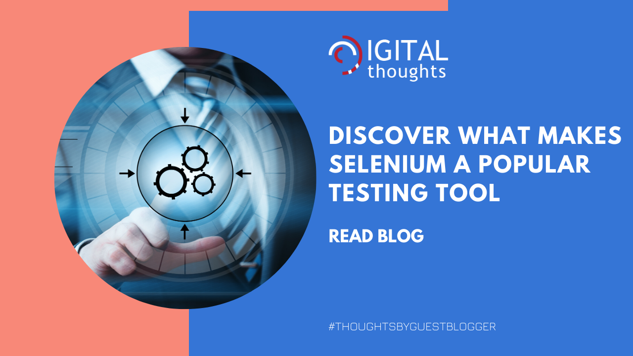 Why QA Professionals still Use Selenium Testing Tool