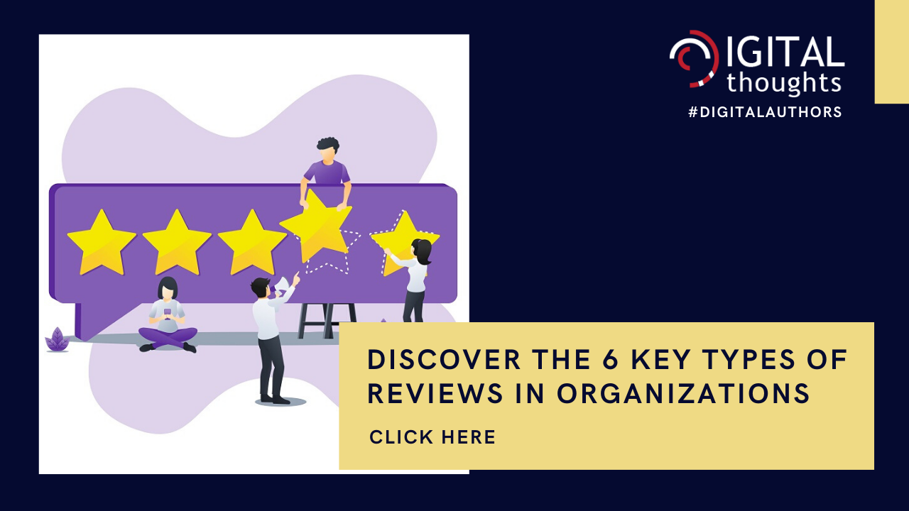 The Essential Types of Reviews in an Organization
