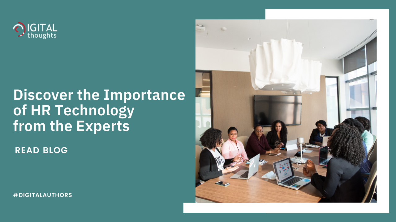 What HR Experts Say about the Importance of HR Technology