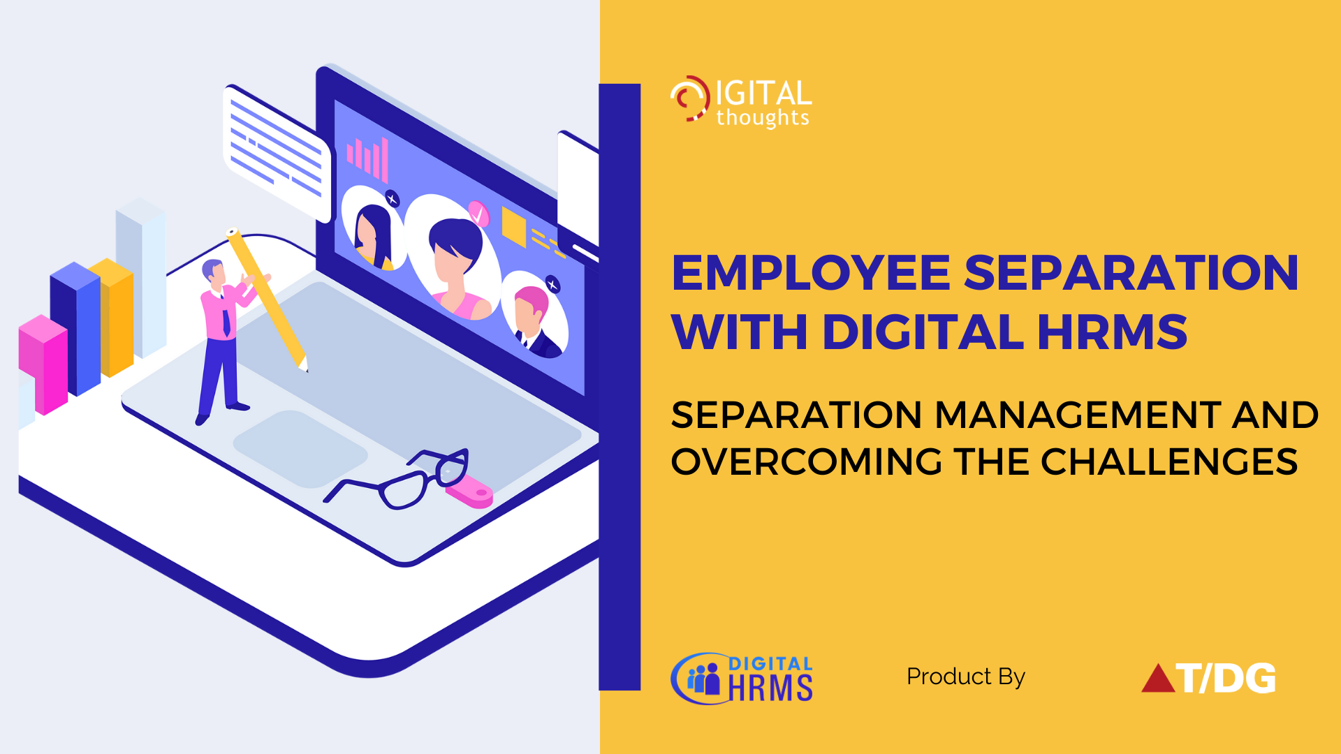 Employee Separation with Digital HRMS: Separation Management and Overcoming the Challenges