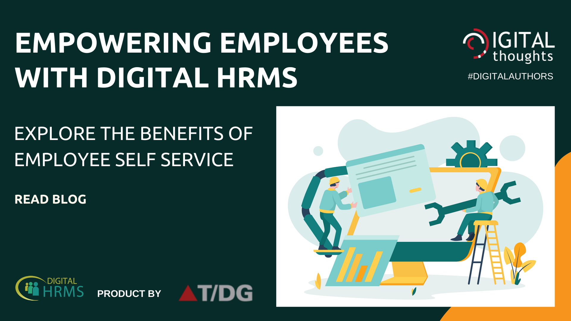 Empowering Employees with Digital HRMS: Understanding the Significance of Employee Self Service