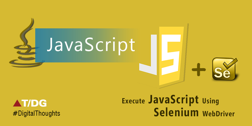 Execute JavaScript Using Selenium WebDriver