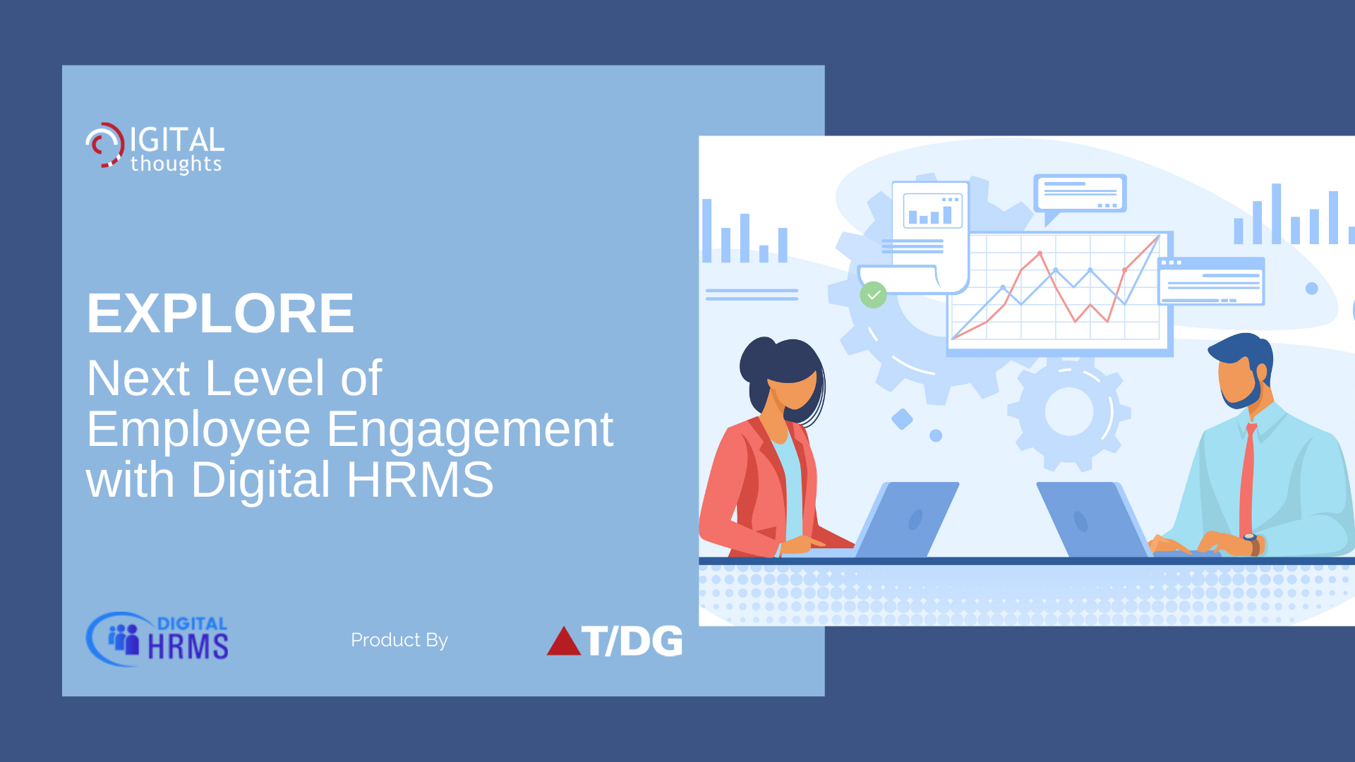 How Digital HRMS is Key to Employee Engagement