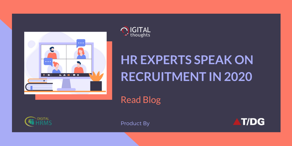 What the HR Experts Say on Recruitment in 2020