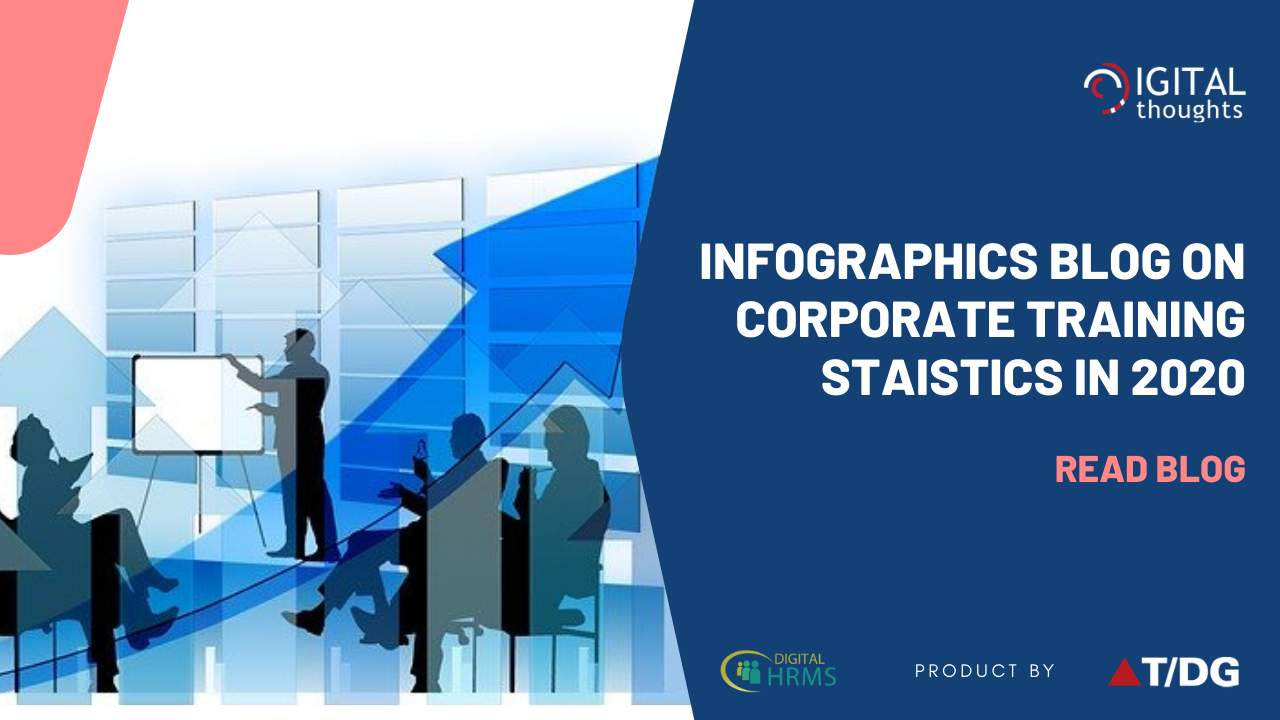 Infographics Blog on Key Corporate Training Statistics In 2020