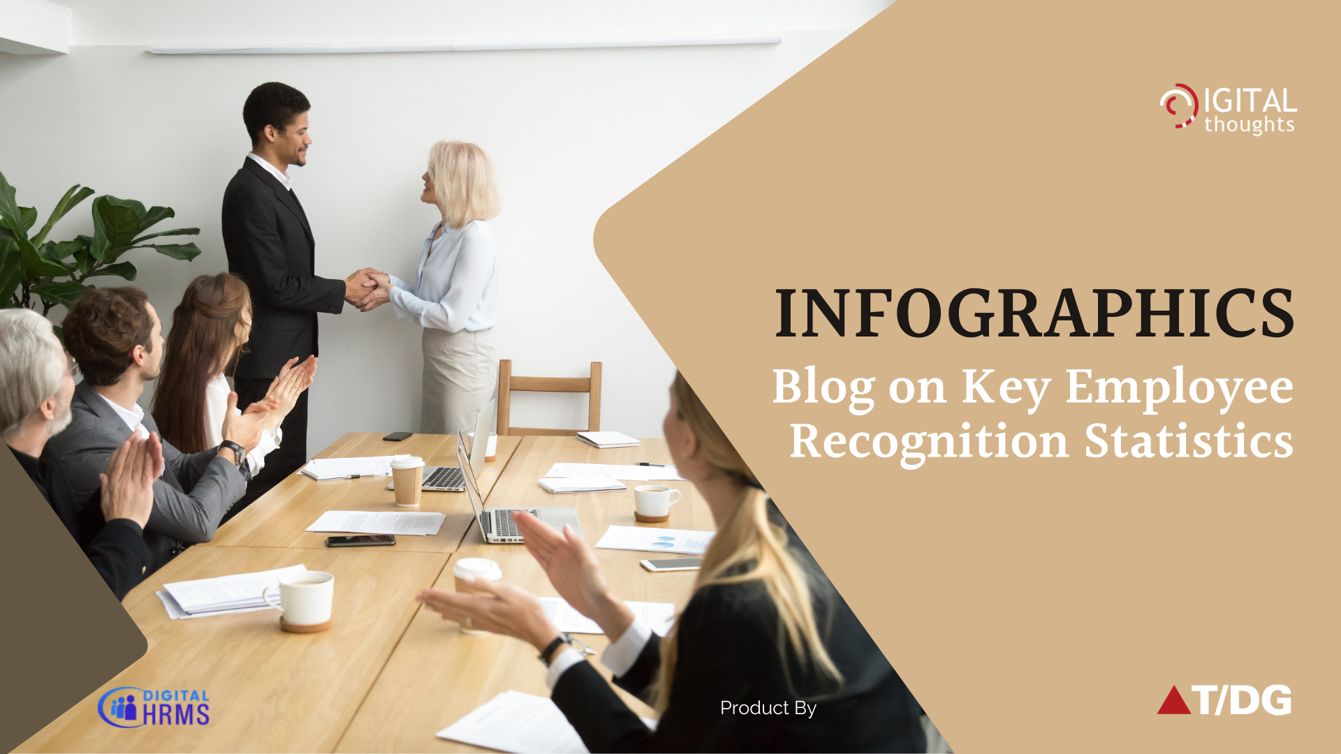 Infographics Blog on Employee Recognition Statistics the HR Should Know