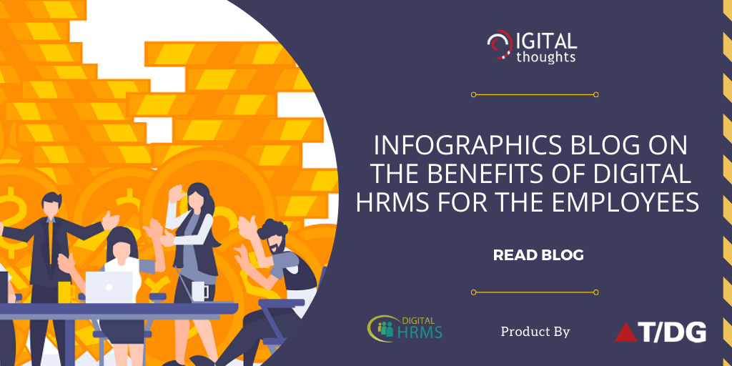 Infographics Blog on Benefits of HR Software for Employees