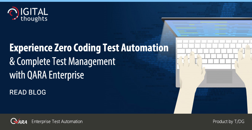 Rapid Test Automation with Zero Coding & Complete Test Management