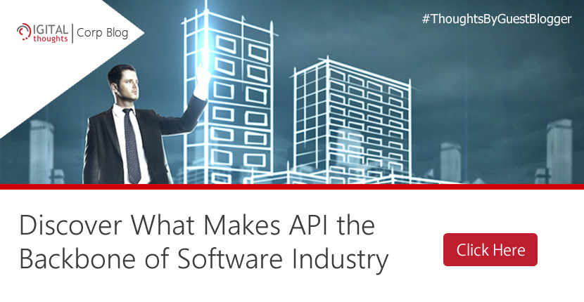 How API Forms the Backbone of the Software Industry