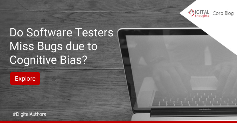 Does Cognitive Bias Make Software Testers Miss Out Bugs?