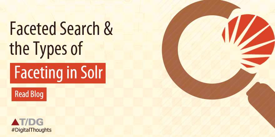 Faceted Search using Solr