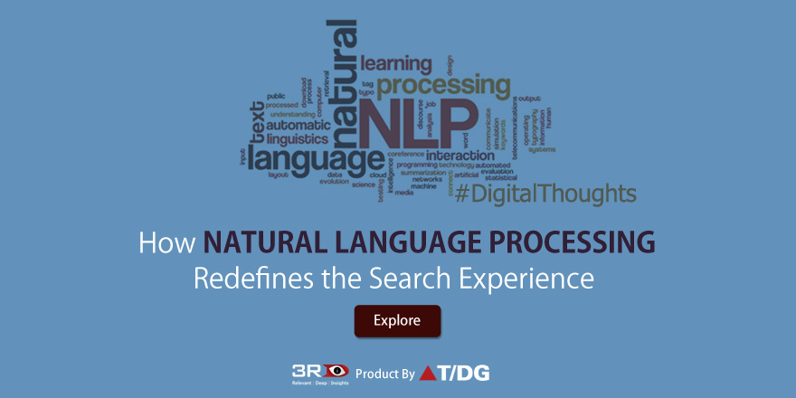 An Intuitive Way to Search with Natural Language Processing (NLP)