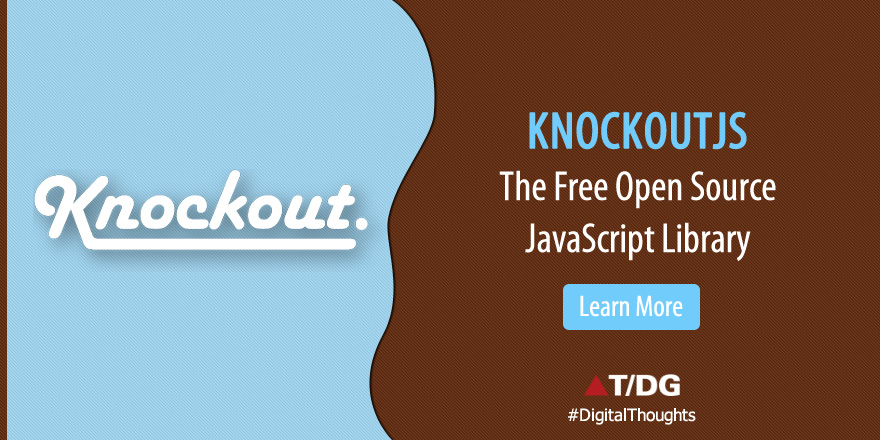 Introduction to KnockoutJS