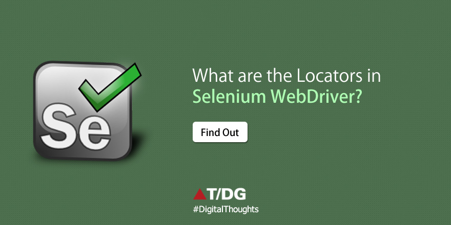 Locator Strategies in Selenium WebDriver
