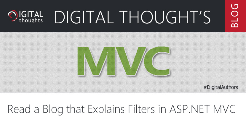 Understanding Filters in ASP. Net MVC
