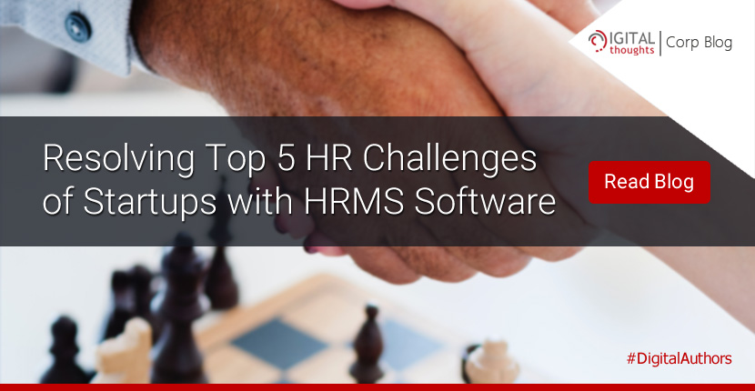 How HR Software is the Solution to Challenges Faced by Startups