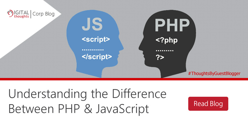 PHP vs JavaScript: Understand the Difference