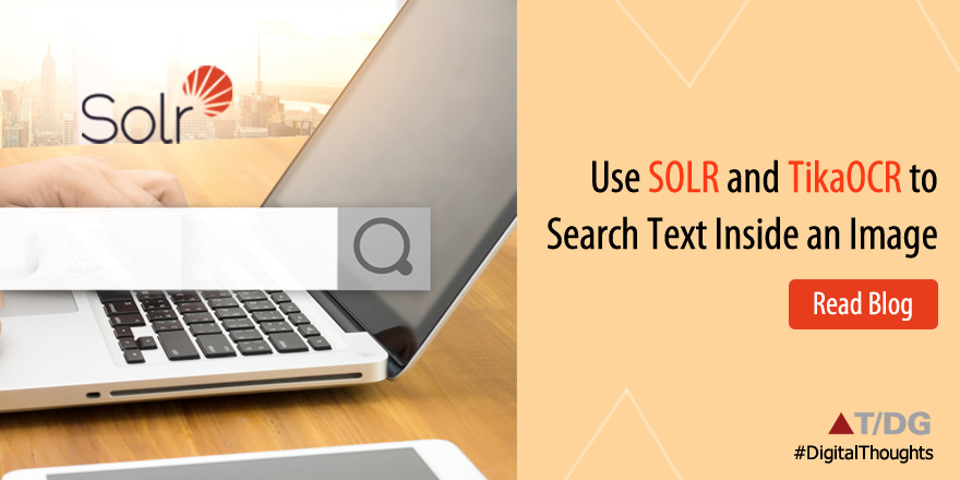 Using Solr and TikaOCR to search text inside an image