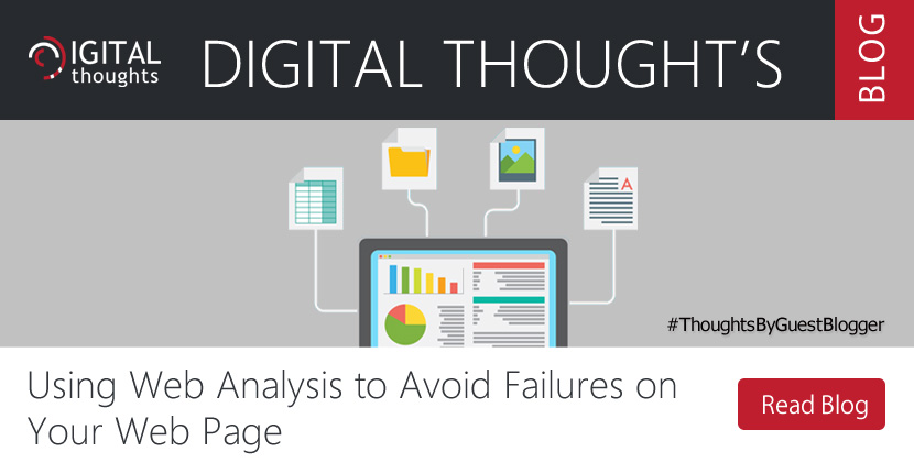 Web Analysis: Do Not Let Your Page Have a Single Failure