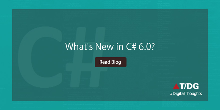 What's new in C# 6. 0