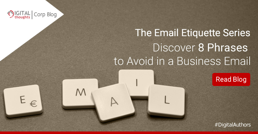8 Common Phrases to Avoid in Formal Emails