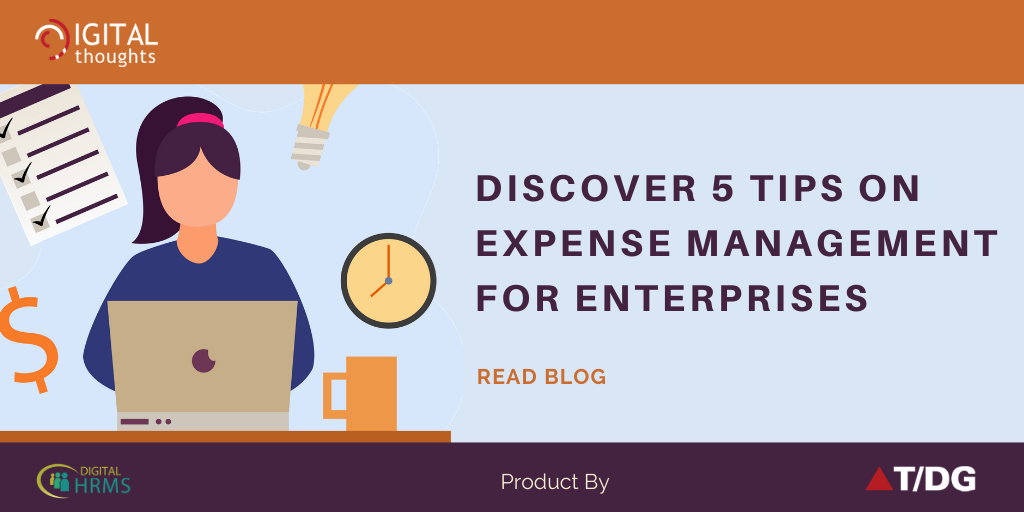 5 Expense Management Tips for Businesses Today