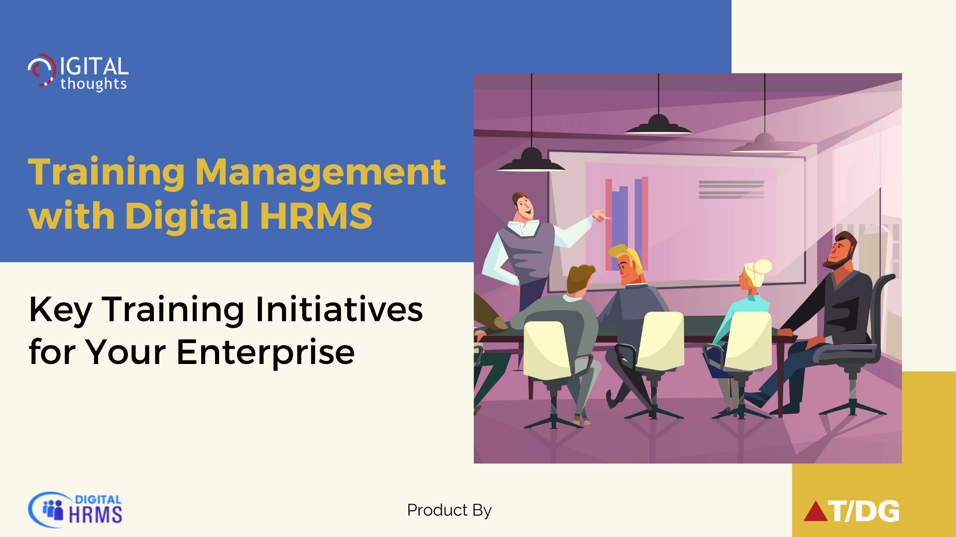 Training Management with Digital HRMS: Explore Key Training Initiatives for Your Enterprise
