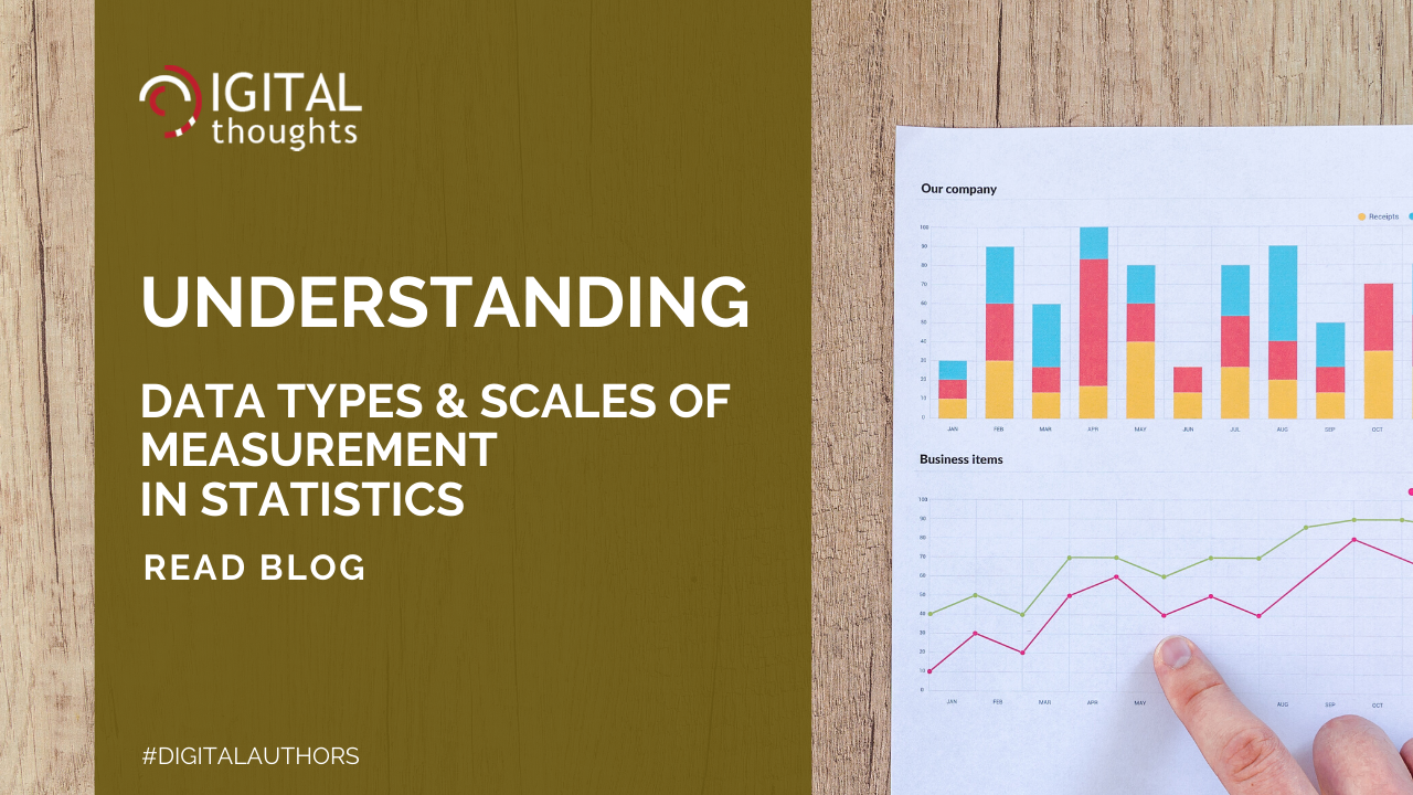 Data Types and Scales of Measurements in Statistics