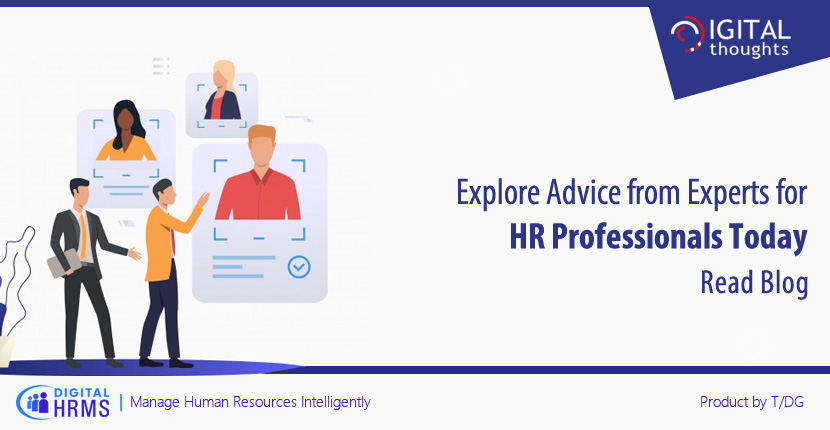 HR Experts Share their Advice for HR Professionals Today