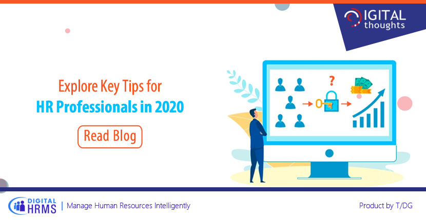 Tips for Young HR Professionals in 2020