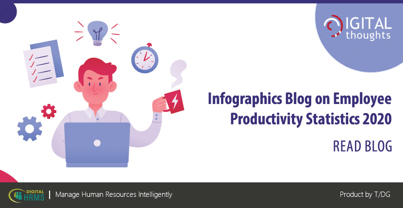 Infographics Blog on Employee Productivity Statistics You Should Know