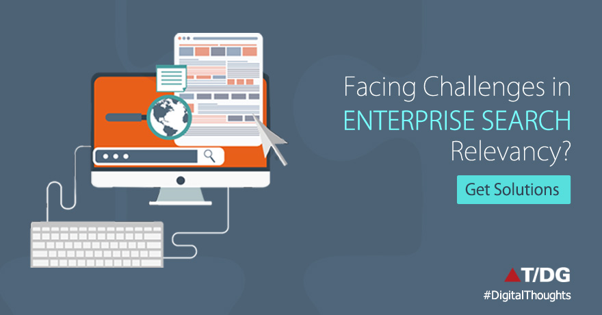 Working with Enterprise Search Relevancy Challenges